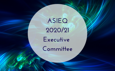 New Executive Committee for 2020/21