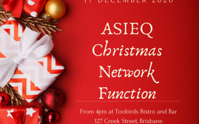ASIEQ Christmas Networking